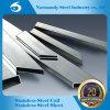 ASTM 304 ha saldato il tubo rettangolare/tubo dell'acciaio inossidabile per il portello/finestra