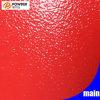 Textura Vermelha de poliéster de epóxi Tintas para pintura a pó