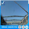 Полуфабрикат здание стальной структуры (луч h, канал c)
