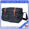 Nuevo bolso diseñado del mensajero de la lona de los estudiantes