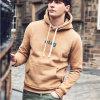 100%年の綿の明白なHoodie卸し売りHoodieのスエットシャツのSweatsuit Hoodieの習慣