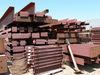 Полуфабрикат конструкционные материалы здания пакгауза стальной структуры
