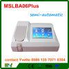 El analizador Semi-Auto más barato Mslba06plus de Chermistry del analizador de la bioquímica
