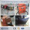 Cクランプ端修理のためのゴム製コンベヤーベルト修理加硫装置