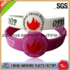 Wristband dei braccialetti del silicone di Custom Company