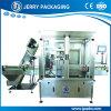 Plástico continuo automático del estilo y máquina que capsula del casquillo del metal y del aluminio