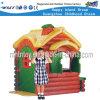 Парк развлечений игровая площадка оборудование Плэйхаус для детей (HF-20207)
