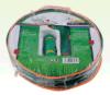 boyau de PVC de 15m 1/2 avec le jeu de gicleur de boyau