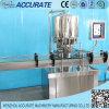 Máquina de rellenar del vino automático de la botella de cristal