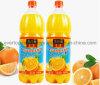 Машина апельсинового сока бутылки