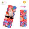 De Druk van de Sublimatie van Colorfuldye met de Privé Mat van de Yoga van het Etiket Rubber