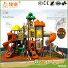 Equipamento ao ar livre plástico do jogo para a criança
