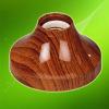 Socket del sostenedor de la lámpara de pared de la baquelita de Indonesia (H5080)
