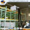 Schwerkraft-Ladeplatten-Racking mit der Qualität und Vertiefung verkauft worden