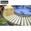 Hairise drehenEdelstahl-flexible 90 Grad Rollen-Förderanlagen-
