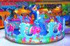 Strumentazione animale del campo da giuoco del carosello di giro dell'oceano del giocattolo dei bambini