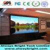 Publicidad de pantalla video de interior a todo color del panel de visualización de LED P3