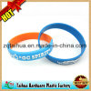 Wristband del silicone di disegno dell'OEM con Th-01