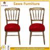 Napoleon preside la silla de plegamiento de madera con los marcos de madera