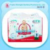 Venta caliente Flexible La Prueba de fugas de bebé de materias primas para hacer pañales