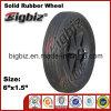 Rueda de rueda de goma elástica de 6X1.5