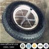 350-8 le rotelle gonfiabili del carrello colpiscono la rotella di gomma pneumatica
