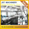 Máquina de rellenar de Liqour de la botella de cristal/equipo/sistema automáticos