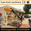 中国Fudaの機械装置からの小さく具体的な空のブロック機械