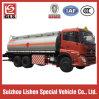 6X4 de Dieselmotor Fuel Truck van Dongfeng LHD