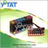 un CISS di 5 colori (sistema di rifornimento continuo dell'inchiostro) per Canon Bci-6bk/3eb/6c/6m/6y