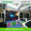 Écran de location polychrome de fond de l'Afficheur LED DEL de Chipshow P4