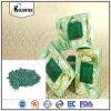 يميّه [كروميوم وإكسيد] اللون الأخضر لأنّ صابون يجعل