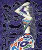 Pintura de teñido de la cera - 2