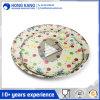 Dîner ronde multicolore de sécurité pour le restaurant de la plaque de mélamine