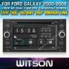 GPS van Motocar DVD van Witson voor Ford Galaxy 2000-2009 (W2-D8488FB)