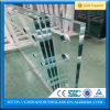 4-19mm Thickness Clear/Ultra Clear Tempered Glass mit Polished Edges
