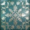 La parete decorativa d'attaccatura di legno antica incornicia la maschera (LH-173000)