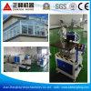Máquinas de trituração automáticas do fim do perfil de alumínio do PVC