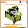 Preço de alumínio de cinzeladura de madeira Desktop da máquina de gravura do router do CNC