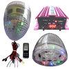 Starke MP3LED Anzeigen-drahtlose Fernsteuerungswarnungs-Multifunktionsaudiosystem