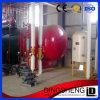 Impianto di estrazione a solvente dell'olio della crusca di riso