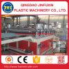 Chaîne de production de plaque de mousse de croûte de construction de PVC