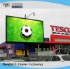 P16 디지털 게시판 HD 옥외 영상 벽 발광 다이오드 표시 P16
