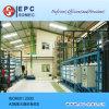 Auxiliares de la central eléctrica - sistema de tratamiento de aguas químico