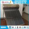 200L ZonneVerwarmer van de Buis van het roestvrij staal de Vacuüm (YUANMENG)