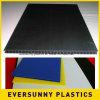 4X8 Taille Populaire PP Hollow feuille feuille de plastique cannelé en carton ondulé