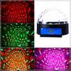 Modo Mini Estadio de bola redonda LED RGB bola mágica