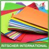 Colorear el papel compensado de empaquetado del papel de imprenta con la pulpa de madera