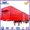 3 Eixo 50t Bulk Cargo / Utilitário Camião Reboque / Caixa de Carga Semi-reboque