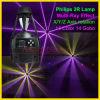 2014 Nieuw 130W 2r DJ Scanner Light